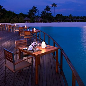 Flavours - The sun Sivam Iru Fushi - Luxury Maldives Honeymoons