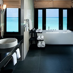 Horizon Water Villa - The sun Sivam Iru Fushi - Luxury Maldives Honeymoons