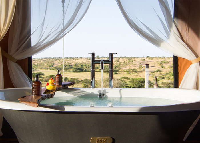 Kenya   The Worlds Best Bathtubs With A View   Luxury Holidays