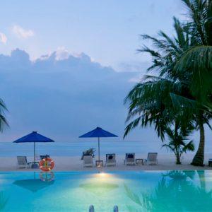 Maldives Honeymoon Packages Olhuveli Resort And Spa Maldives Sunrise Bar