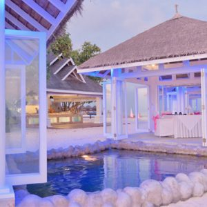 Maldives Honeymoon Packages Olhuveli Resort And Spa Maldives The Plankton Grill