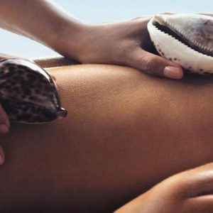 Maldives Honeymoon Packages Shangri La's Villingili Resort And Spa Cowrie Shell Massage