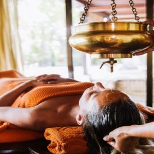 Maldives Honeymoon Packages Shangri La's Villingili Resort And Spa Dine By Design Ayurveda At CHI, The Spa