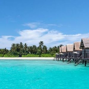 Maldives Honeymoon Packages Shangri La's Villingili Resort And Spa Overwater Villas