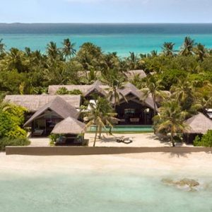 Maldives Honeymoon Packages Shangri La's Villingili Resort And Spa Villa Laalu