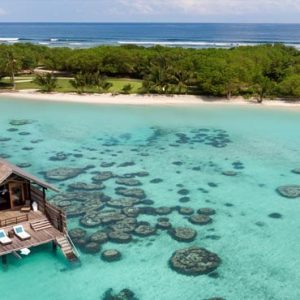 Maldives Honeymoon Packages Shangri La's Villingili Resort And Spa Water Villa