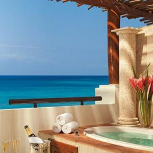 Mexico Honeymoon Packages Now Sapphire Riviera Cancun Jacuzzi Suite