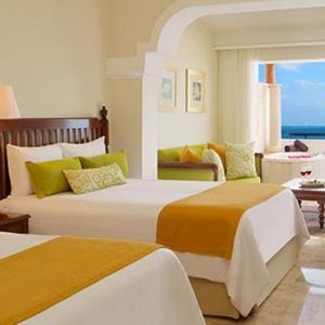 Mexico Honeymoon Packages Now Sapphire Riviera Cancun Preferred Club Junior Suite Ocean Front View 2