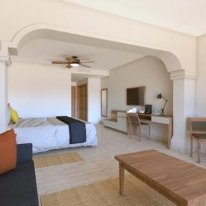 Mexico Honeymoon Packages Now Sapphire Riviera Cancun Preferred Club Junior Suite Tropical View 2