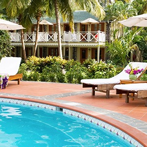 Pool 2 - Sandals Halcyon Beach - Luxury St Lucia Honeymoons