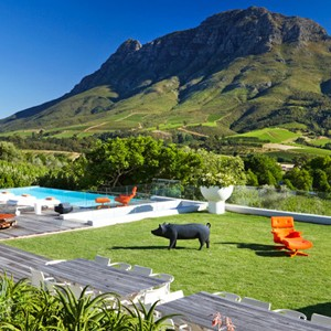 Pool - Clouds Estate - Luxury South Africa Honeymoons