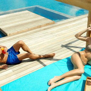 Poolside - Montigo Resorts Seminyak - Luxury Bali Honeymoons