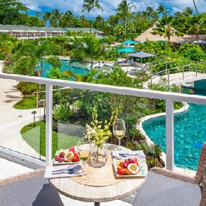 St Lucia Honeymoon Packages Sandals Halcyon Beach Crystal Lagoon Poolside Luxury2