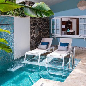 St Lucia Honeymoon Packages Sandals Halcyon Beach Honeymoon Butler Room W Private Pool Sanctuary5