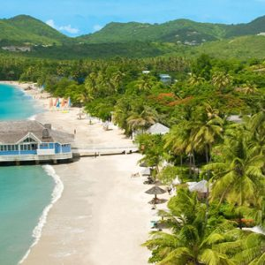St Lucia Honeymoon Packages St Lucia Weddings Exterior