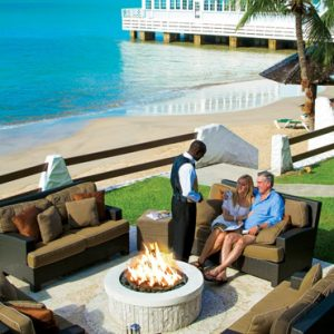 St Lucia Honeymoon Packages St Lucia Weddings Firepit