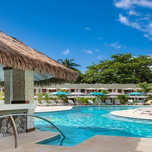 St Lucia Honeymoon Packages St Lucia Weddings Pool1