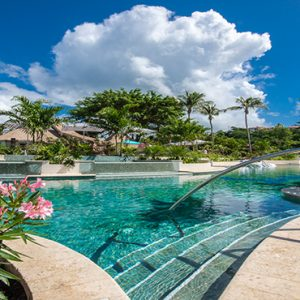 St Lucia Honeymoon Packages St Lucia Weddings Pool 4