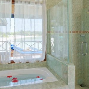 Luxury Maldives Holiday Packages Olhuveli Beach And Spa Resort Maldives Deluxe Water Villa 3