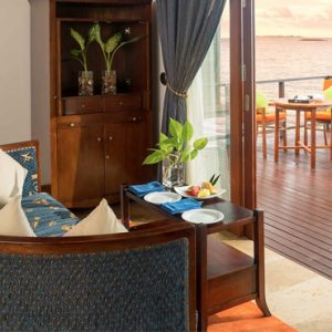 Luxury Maldives Holiday Packages Olhuveli Beach And Spa Resort Maldives Jacuzzi Water Villa