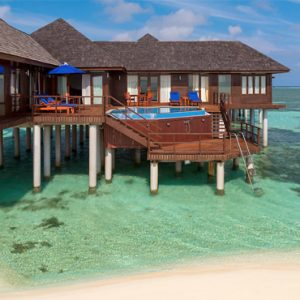 Luxury Maldives Holiday Packages Olhuveli Beach And Spa Resort Maldives Presidential Suite 4