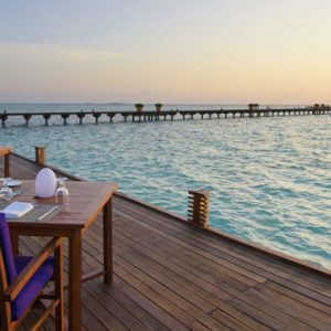 Luxury Maldives Holiday Packages Olhuveli Beach And Spa Resort Maldives Dining