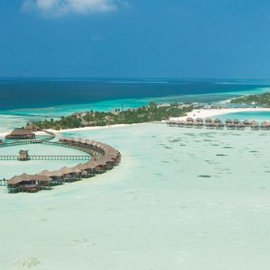 Luxury Maldives Holiday Packages Olhuveli Beach And Spa Resort Maldives Exterior