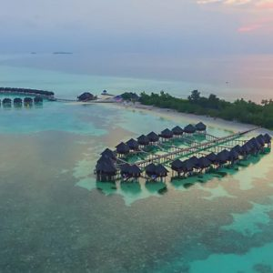Luxury Maldives Holiday Packages Olhuveli Beach And Spa Resort Maldives Exterior 2