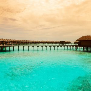 Luxury Maldives Holiday Packages Olhuveli Beach And Spa Resort Maldives Exterior 3