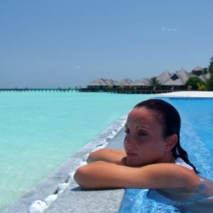 Luxury Maldives Holiday Packages Olhuveli Beach And Spa Resort Maldives Pool