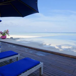 Luxury Maldives Holiday Packages Olhuveli Beach And Spa Resort Maldives Pool 2