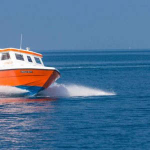 Luxury Maldives Holiday Packages Olhuveli Beach And Spa Resort Maldives Speedboat
