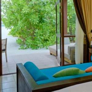 Luxury Maldives Holiday Packages Olhuveli Beach And Spa Resort Maldives Villas