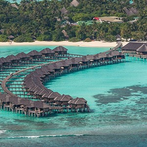 villas - The sun Sivam Iru Fushi - Luxury Maldives Honeymoons