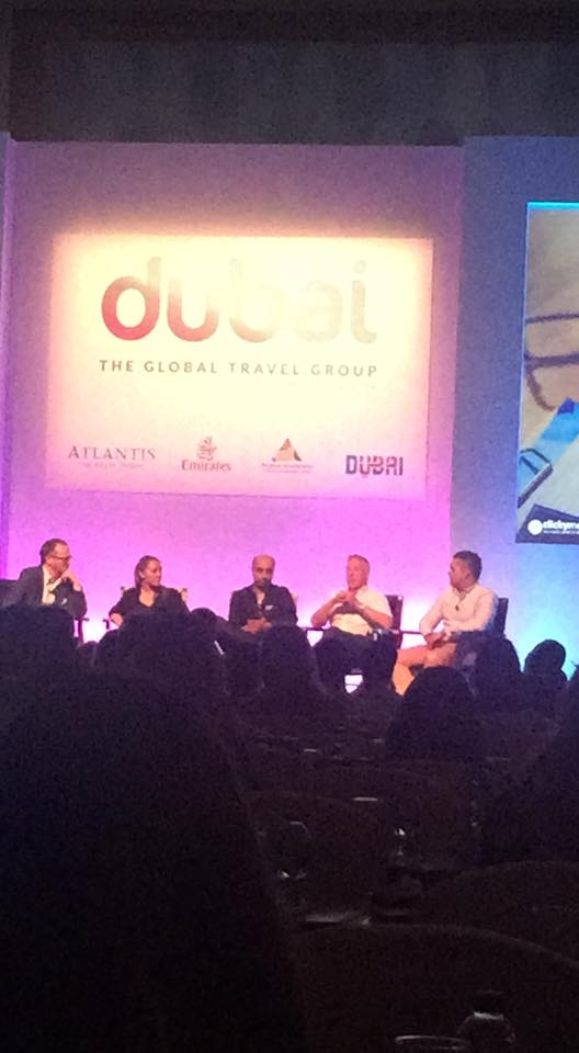 Honeymoon Dreams and Pure Destinations - The Global Conference Dubai 2016