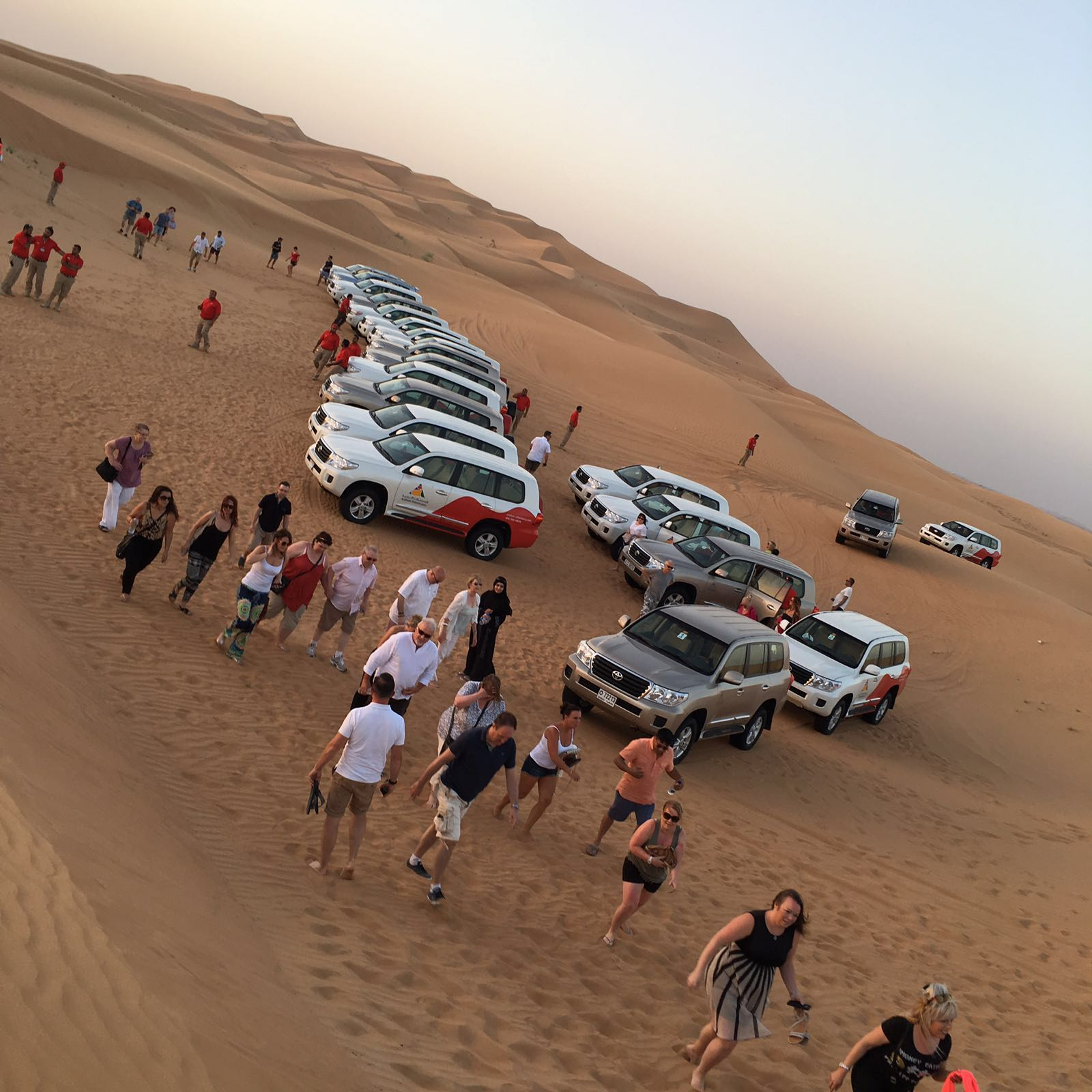 Dubai Desert - The Global Conference Dubai 2016