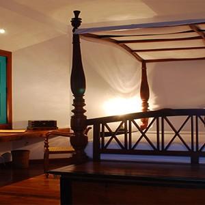 Jetwing Lighthouse - Sri Lanka - Honeymoon dreams - bed