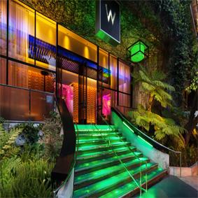w hotel LA - las angles - honeymoon dreams - header