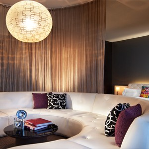 w hotel hollywood - las angles - honeymoon dreams - marvelious suite