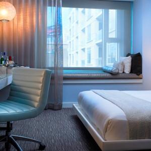 w hotel hollywood - las angles - honeymoon dreams - spectacular room