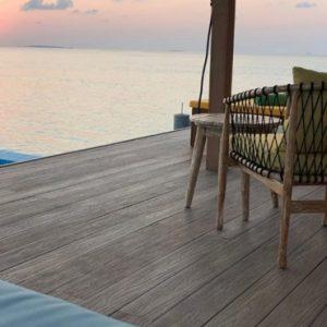 Bodhanfulhu Pool Water Villa 9 Dhigufaru Island Resort Maldives Honeymoons