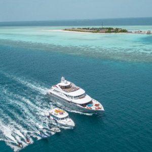 Island Excursions Dhigufaru Island Resort Maldives Honeymoons