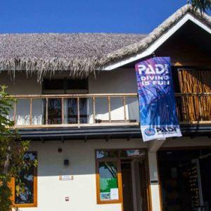 PADI Diving Dhigufaru Island Resort Maldives Honeymoons
