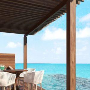 Presidential Suite 3 Dhigufaru Island Resort Maldives Honeymoons