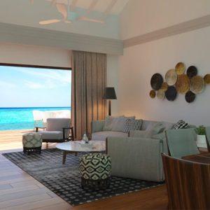 Presidential Suite 4 Dhigufaru Island Resort Maldives Honeymoons