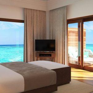 Presidential Suite 5 Dhigufaru Island Resort Maldives Honeymoons