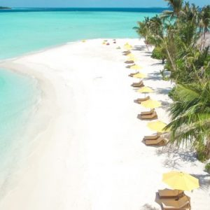 Two Bedroom Family Villa Dhigufaru Island Resort Maldives Honeymoons