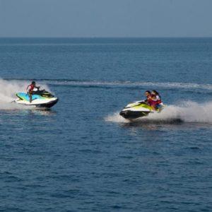 Water Sports 2 Dhigufaru Island Resort Maldives Honeymoons