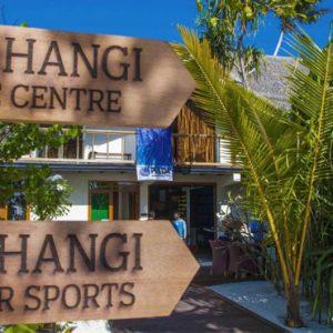 Water Sports Dhigufaru Island Resort Maldives Honeymoons
