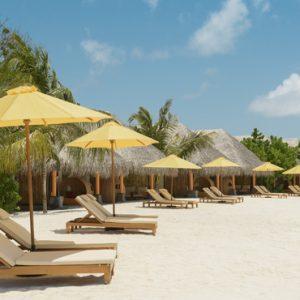 Beach Villas 2 Dhigufaru Island Resort Maldives Honeymoons